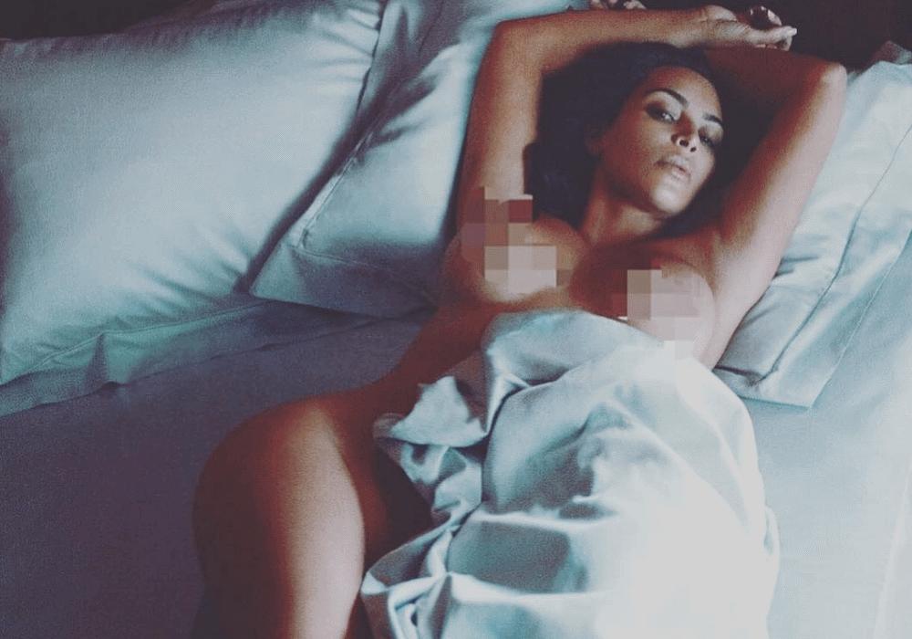Ninguém provoca tanto como Kim Kardashian