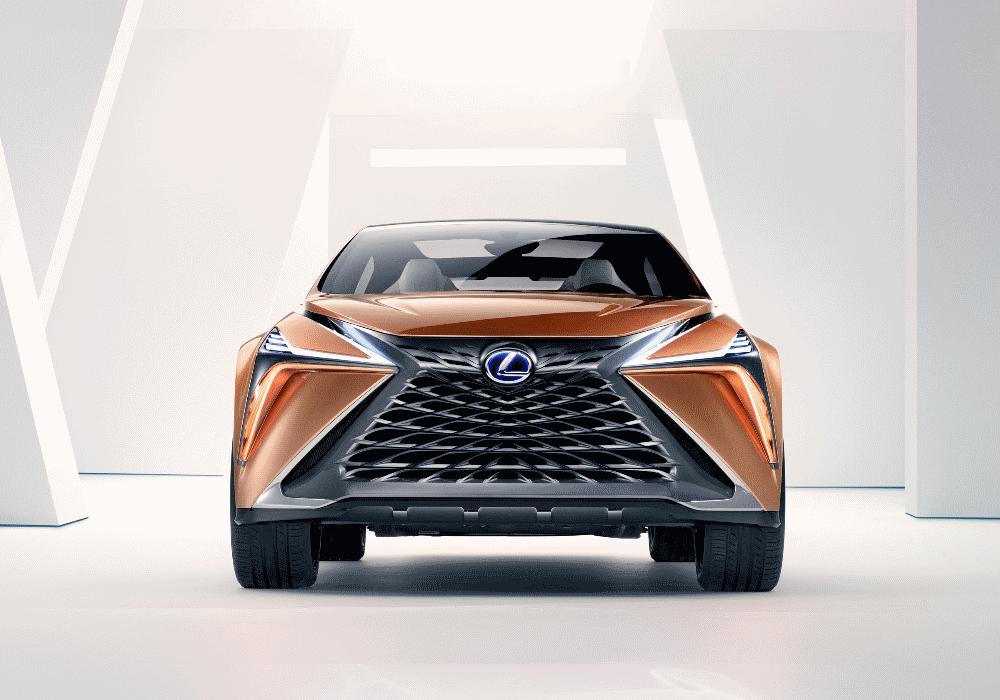 Lexus eleva a fasquia com crossover topo de gama