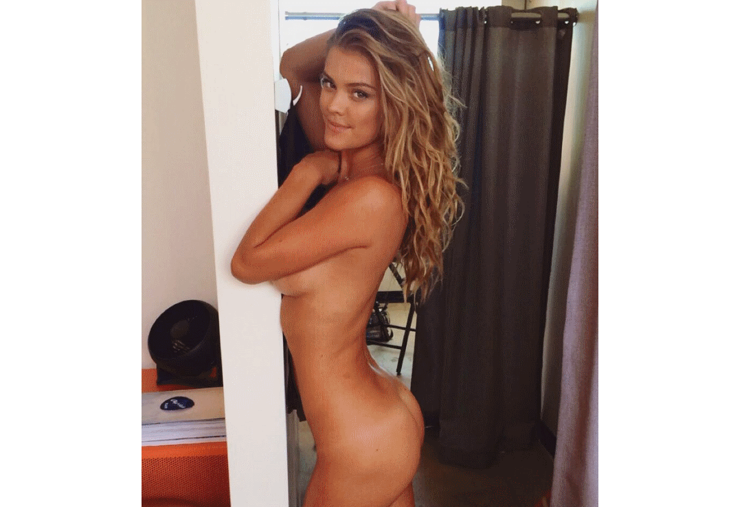 Nina Agdal: a modelo acusada de ter curvas a mais