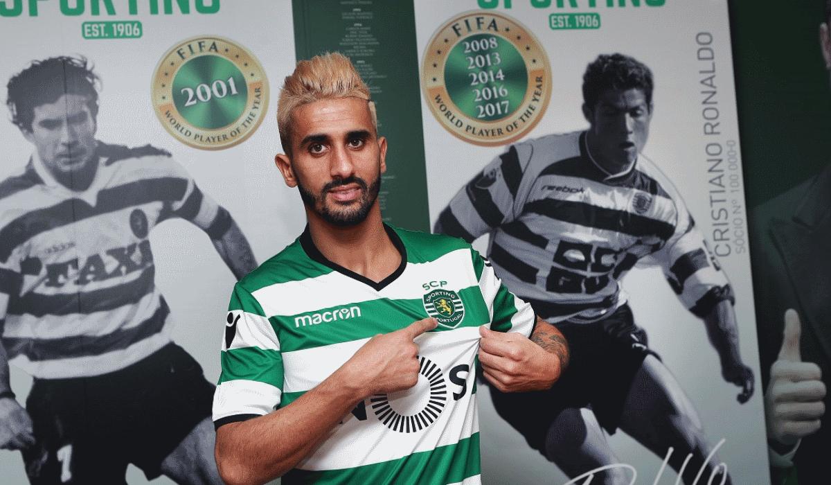 Rúben Ribeiro quer acabar com a maldição do 7