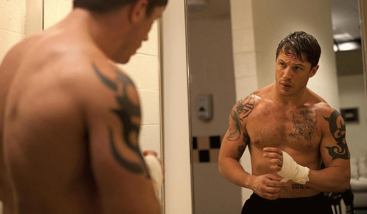 Segue o intenso plano de treinos de Tom Hardy