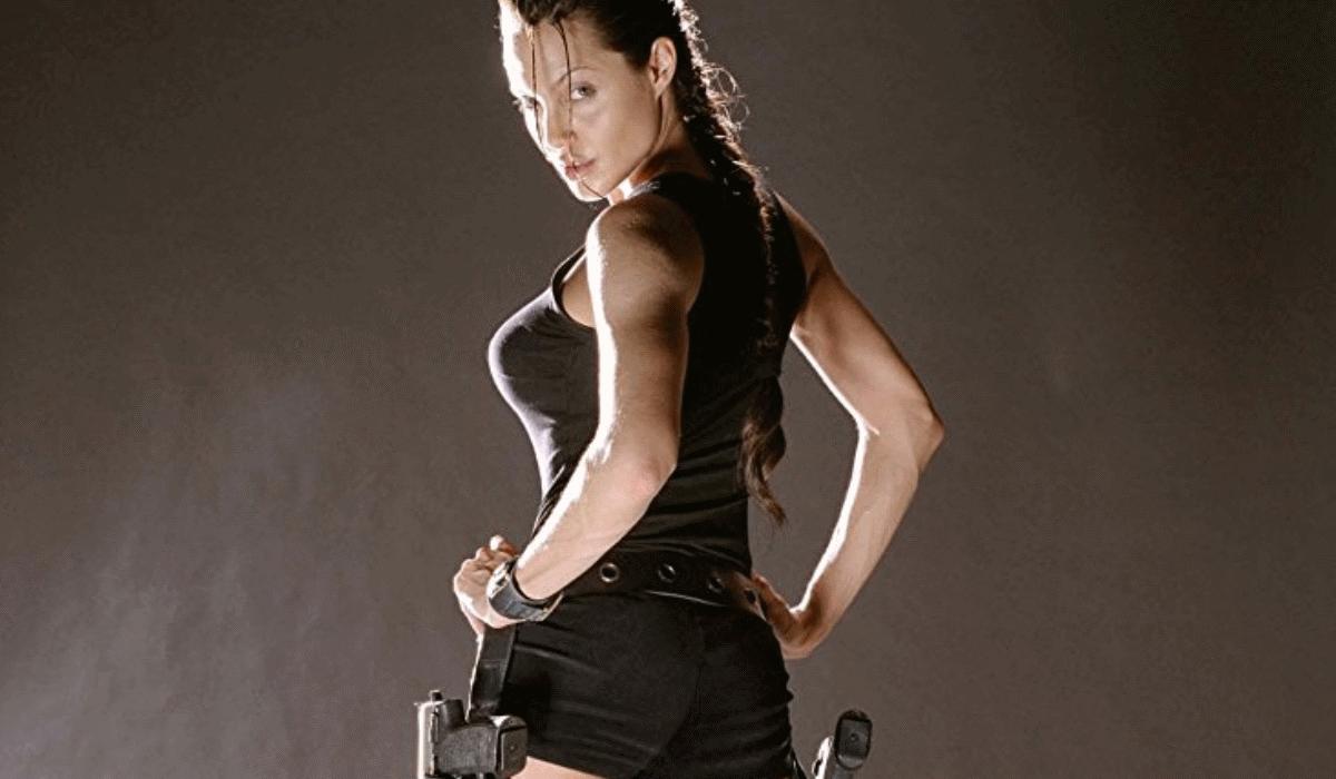 Melhor do que uma Lara Croft, só mesmo duas!