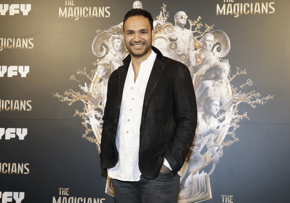 Atores de «The Magicians» encantados com Lisboa