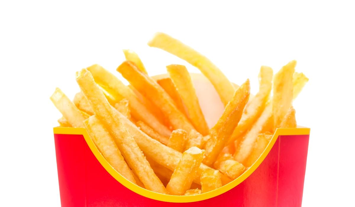 Batatas do McDonald's podem curar a careca