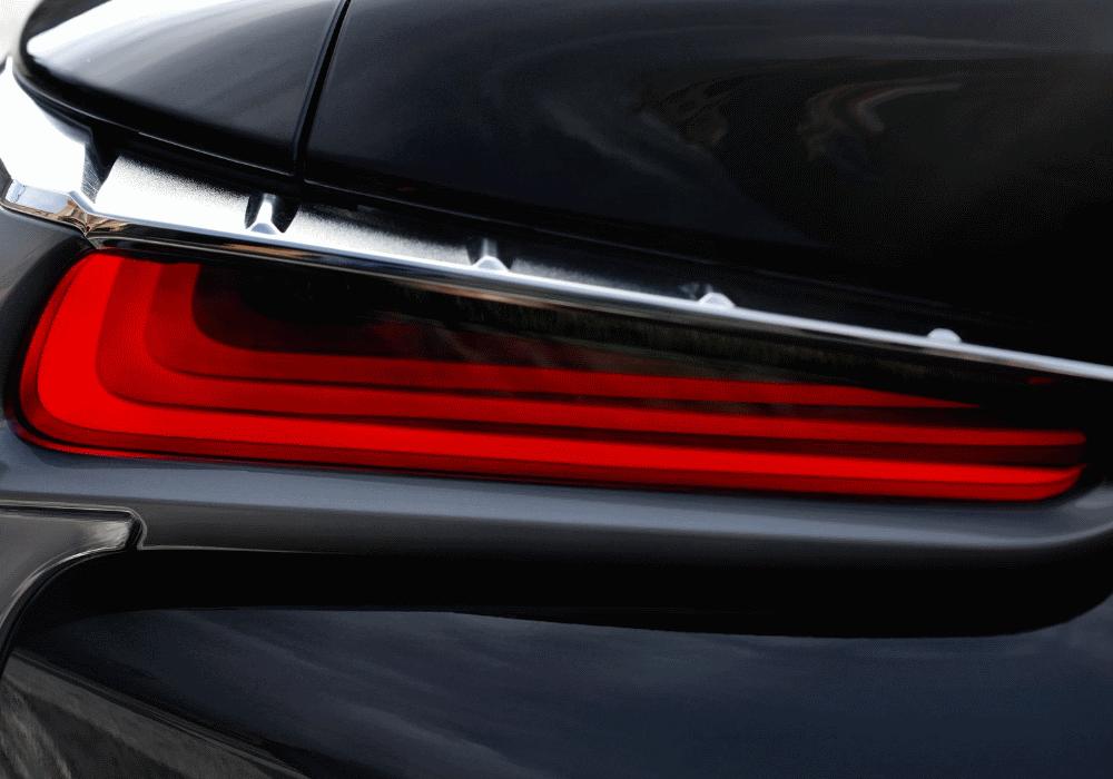 Lexus LC 500h: um coupé híbrido de luxo