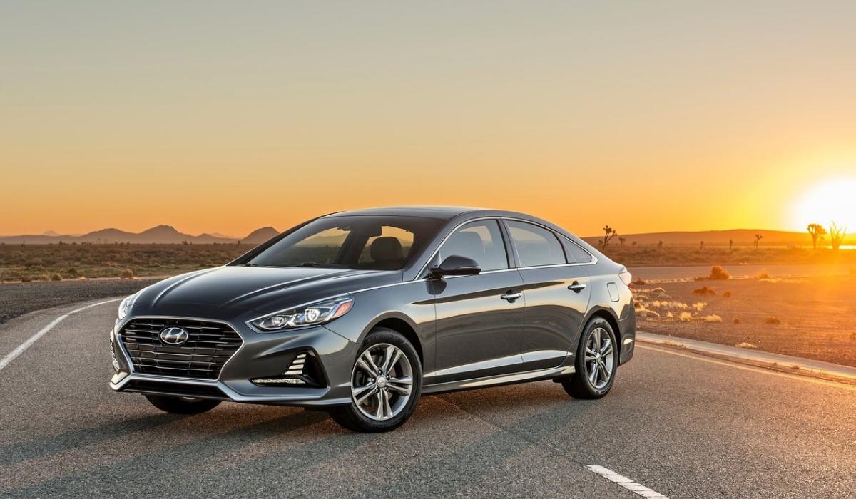 Novo Hyundai Sonata: de cara lavada