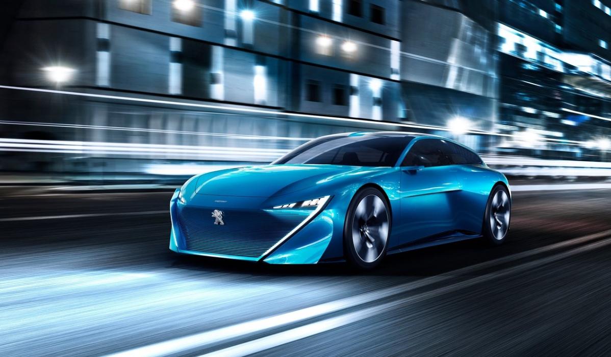 Peugeot: de Genebra com os olhos no futuro