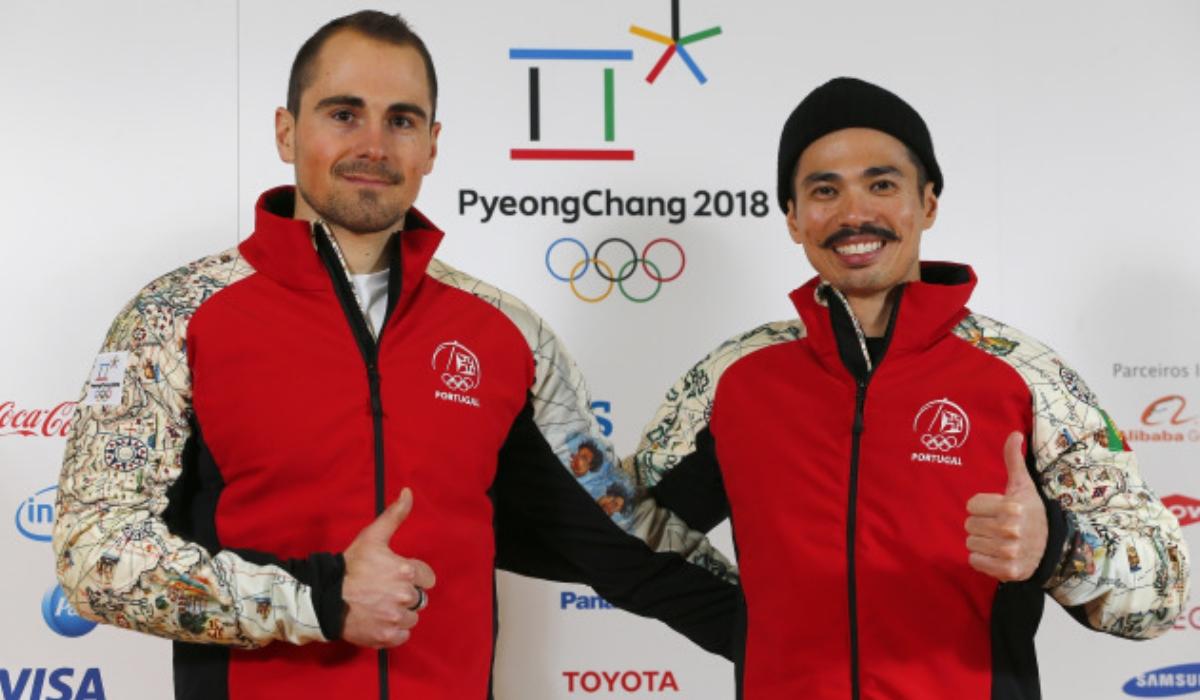 2 portugueses nos Jogos Olímpicos de Inverno
