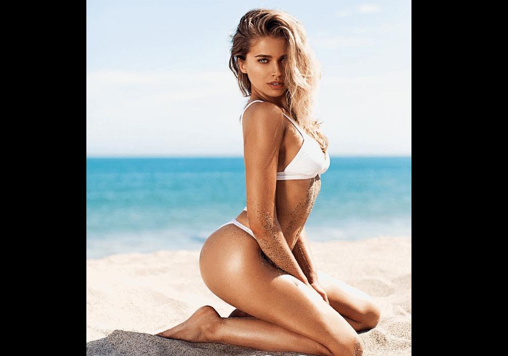 Ela quer um encontro quente com Cristiano Ronaldo