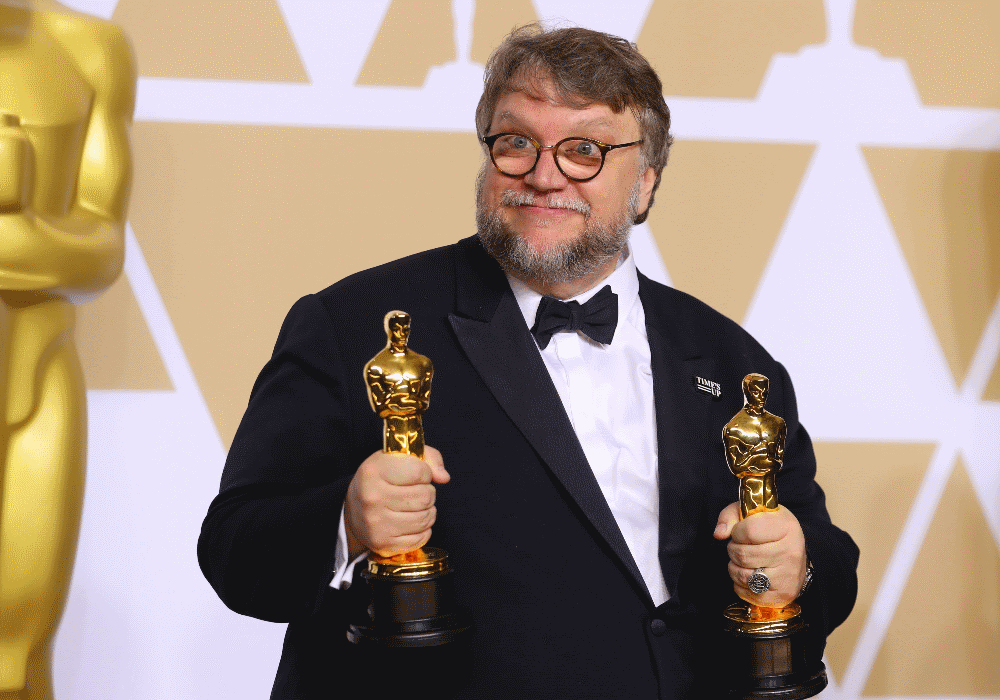 Veludo e ousadia no estilo masculino nos Óscares