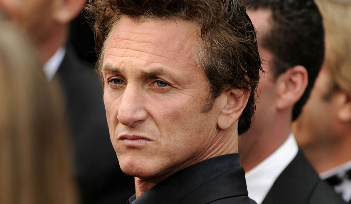 Sean Penn. Quando a paixão já não é a mesma