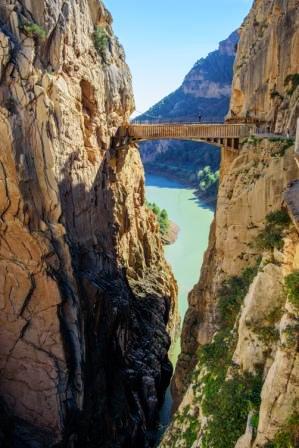 7 pontes de cortar a respiração