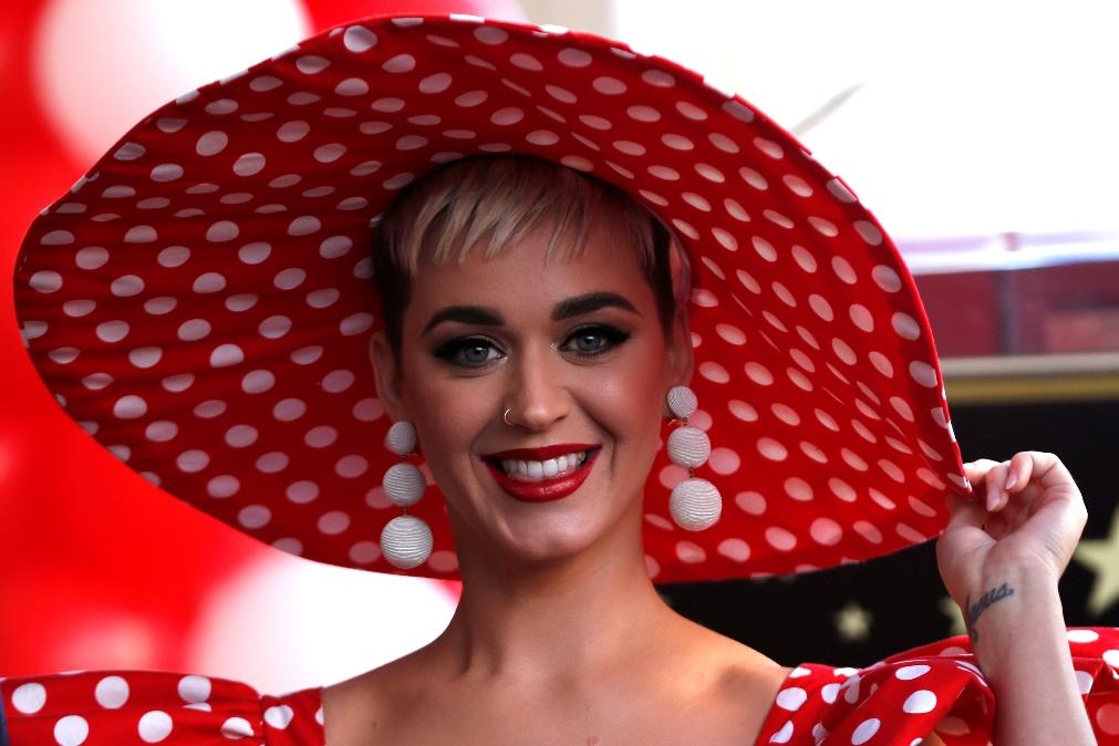 Katy Perry e o seu bocadinho portuguesa