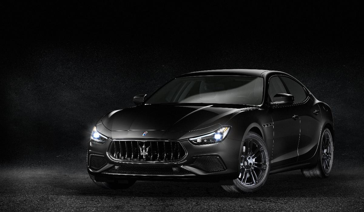 Maserati entra com tudo no Salão de Genebra