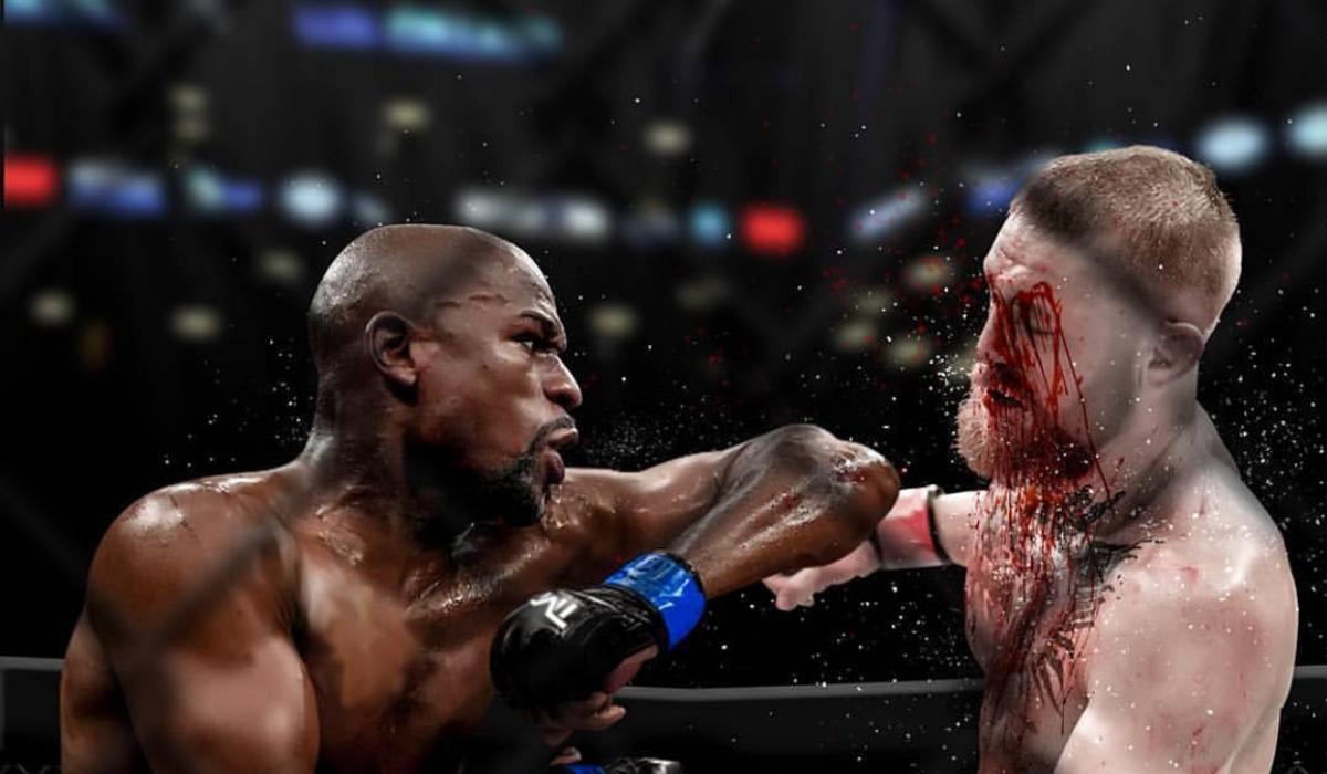 Mayweather sai da reforma para entrar no UFC