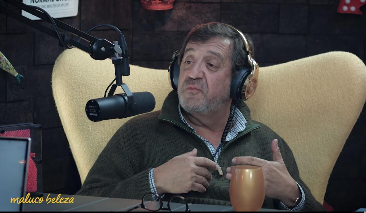 """Rui Veloso: """"Fumo ganzas, mas sem tabaco"""""""