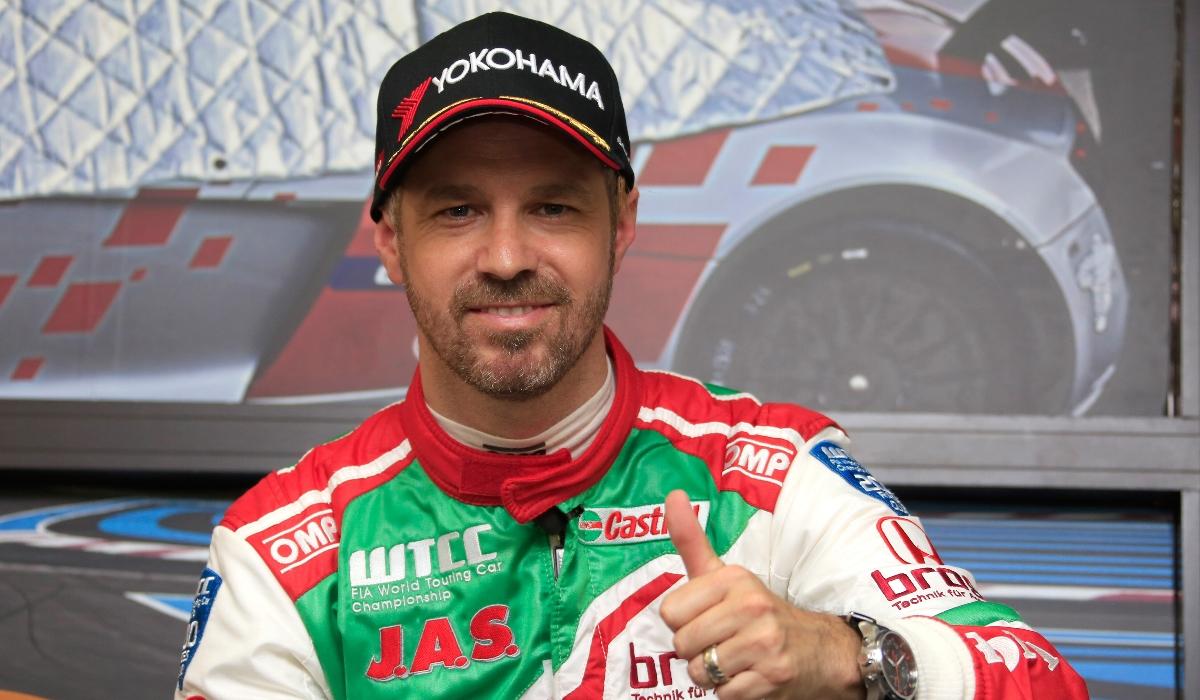 """Tiago Monteiro: """"Para chegar à F1 não basta talento"""""""