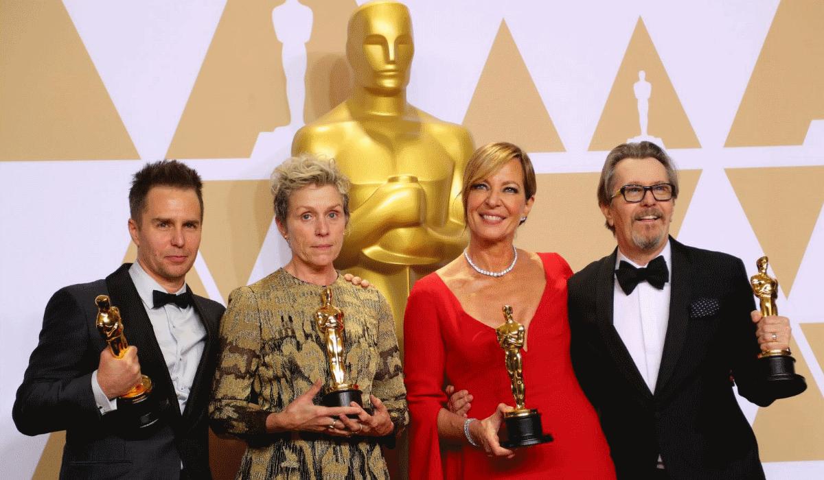A forma do Óscar numa noite sem surpresas
