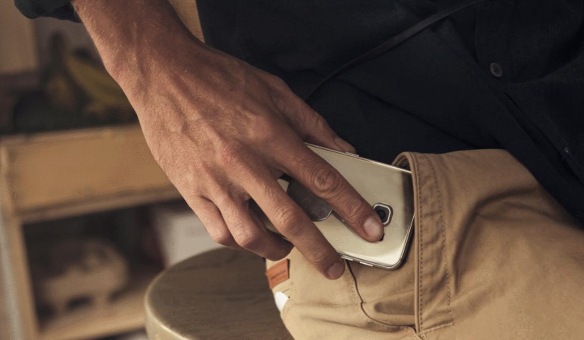 Spartan, os boxers que protegem a masculinidade da radiação do telemóvel