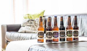 Cerveja artesanal portuguesa com sabor a maracujá