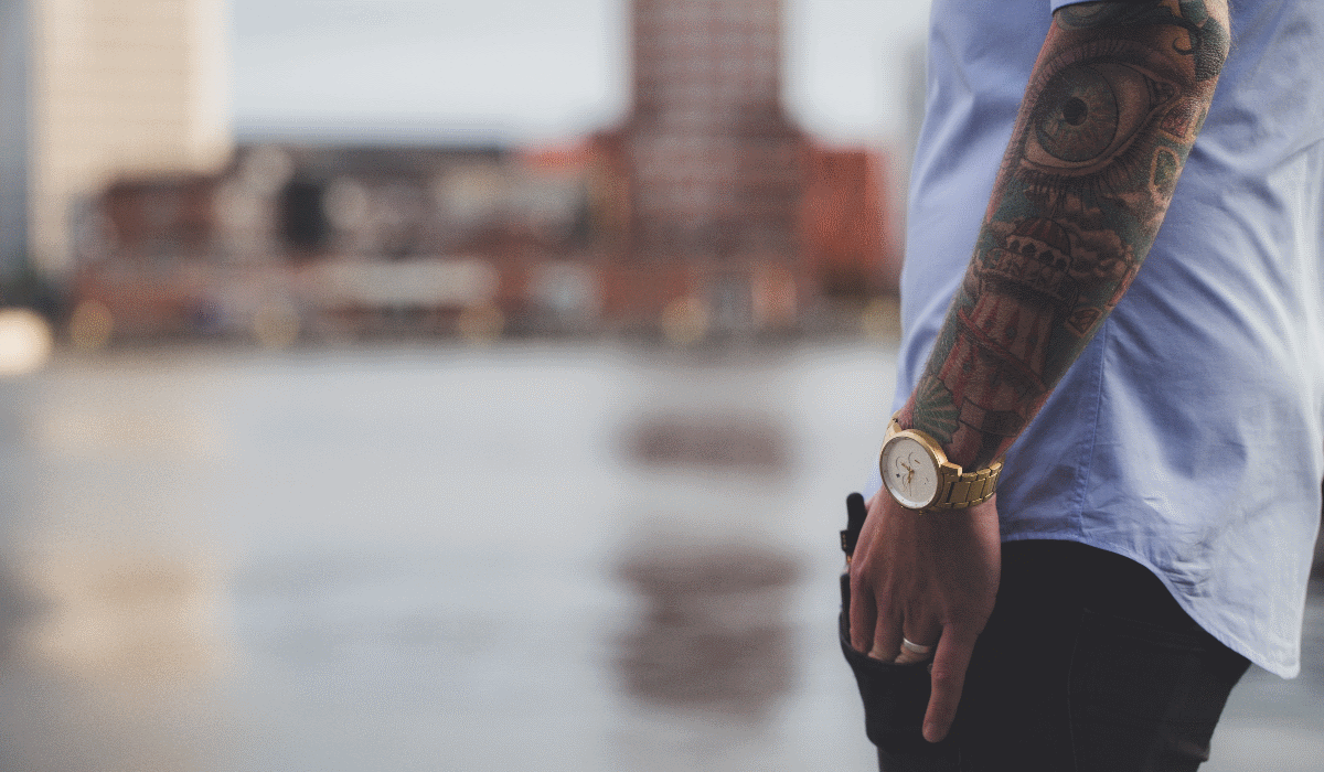 Mulheres preferem homens tatuados