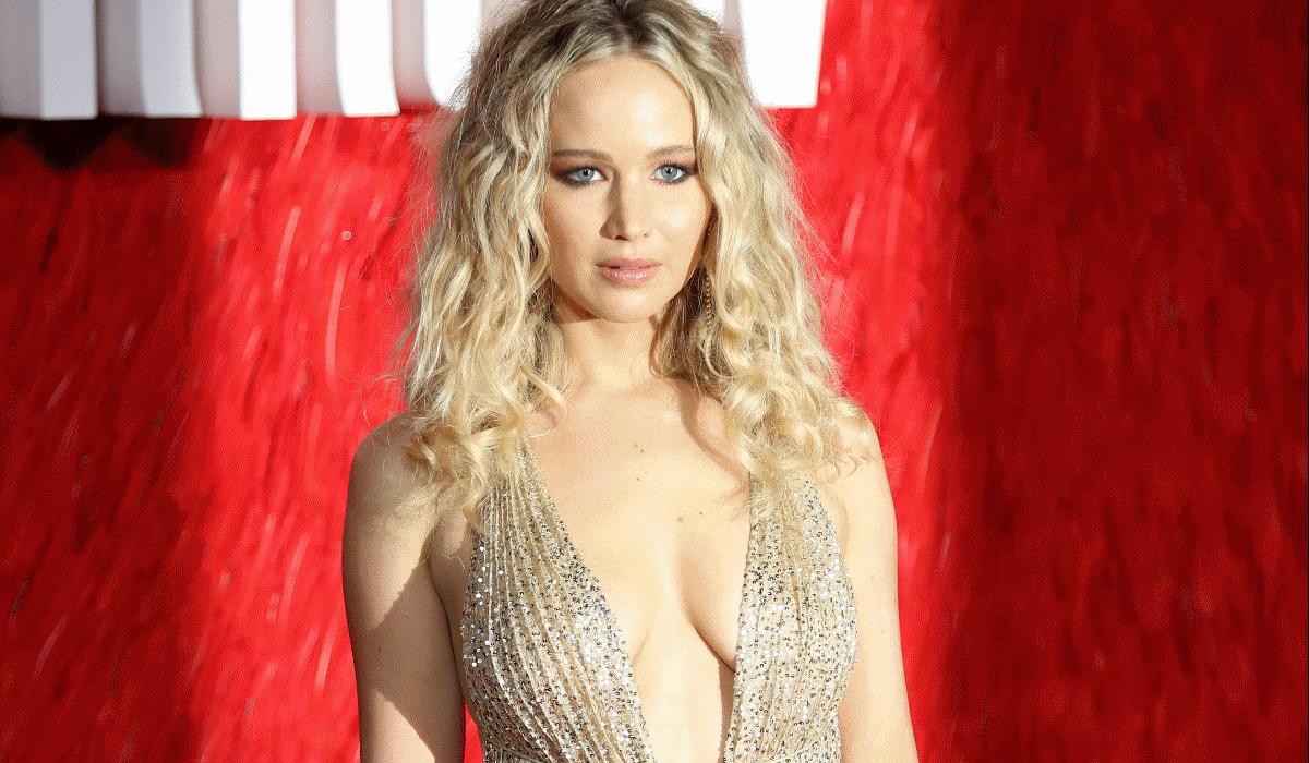 Jennifer Lawrence não gosta de sexo