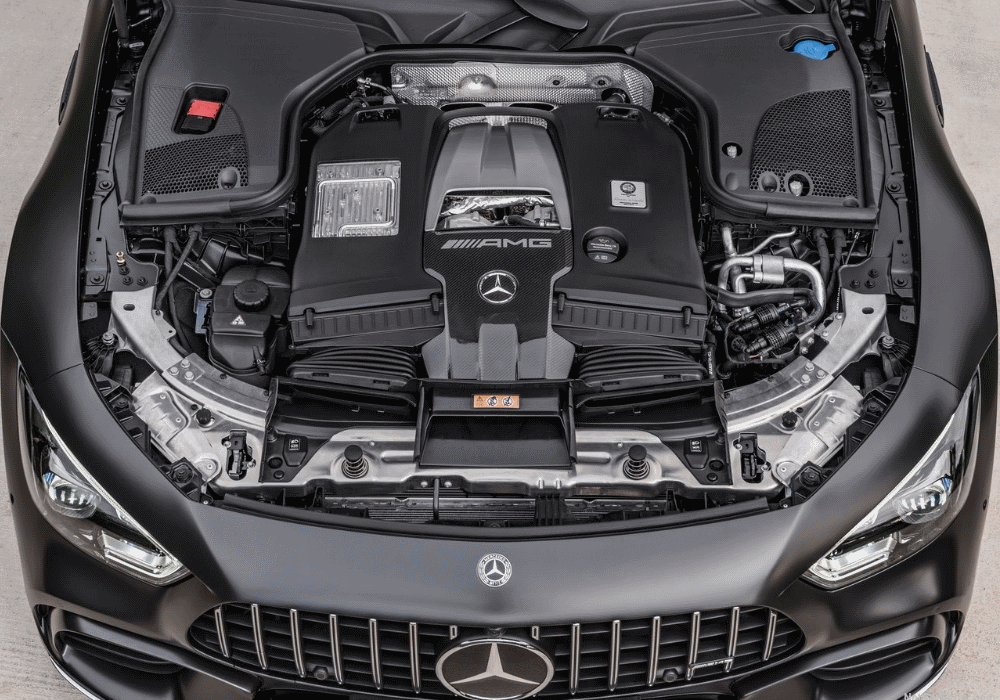 Está a chegar o ambicioso Mercedes AMG GT 4