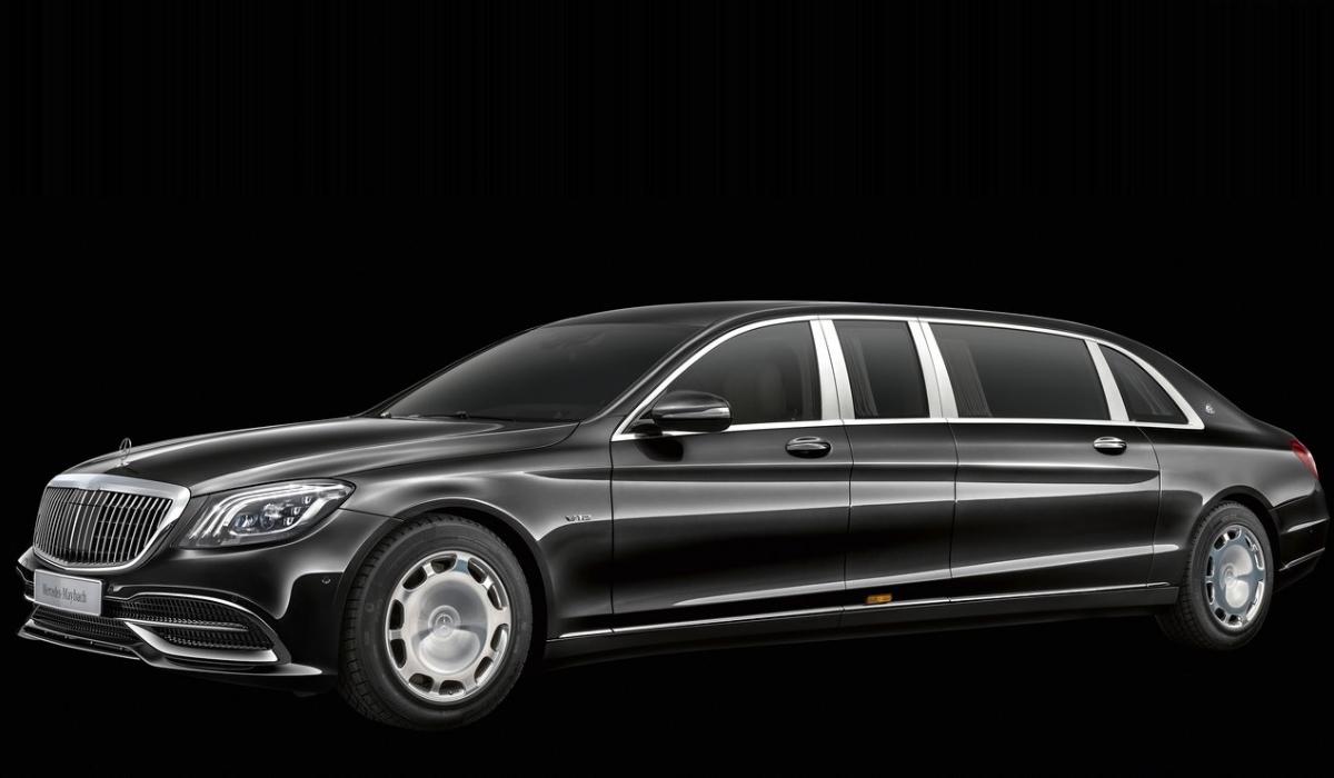 Novo Mercedes tem 600 cavalos e custa meio milhão