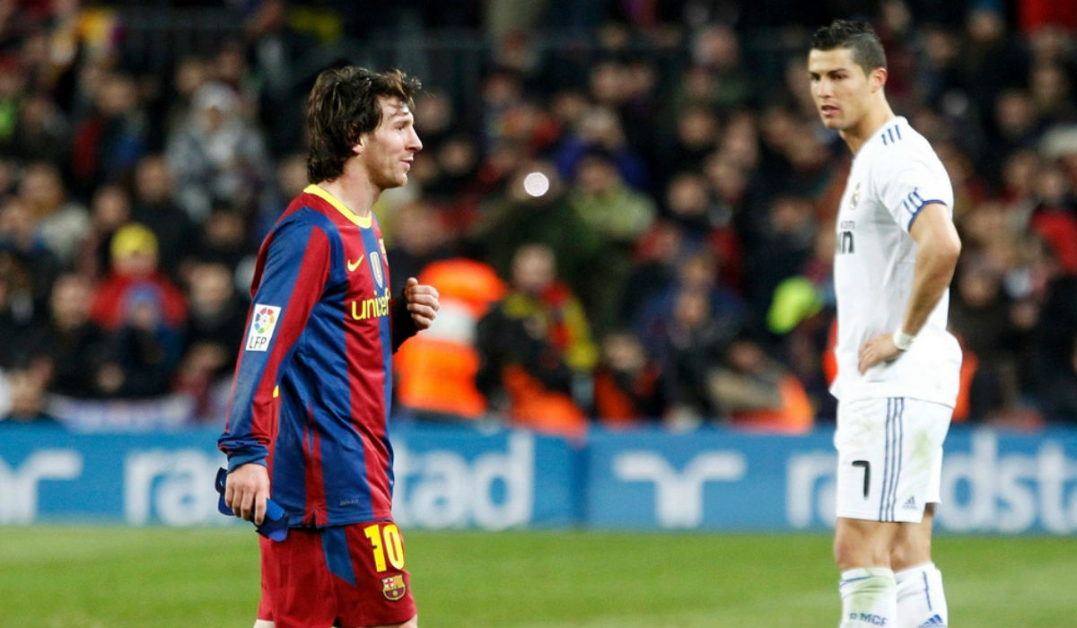9 razões para Ronaldo ser melhor que Messi