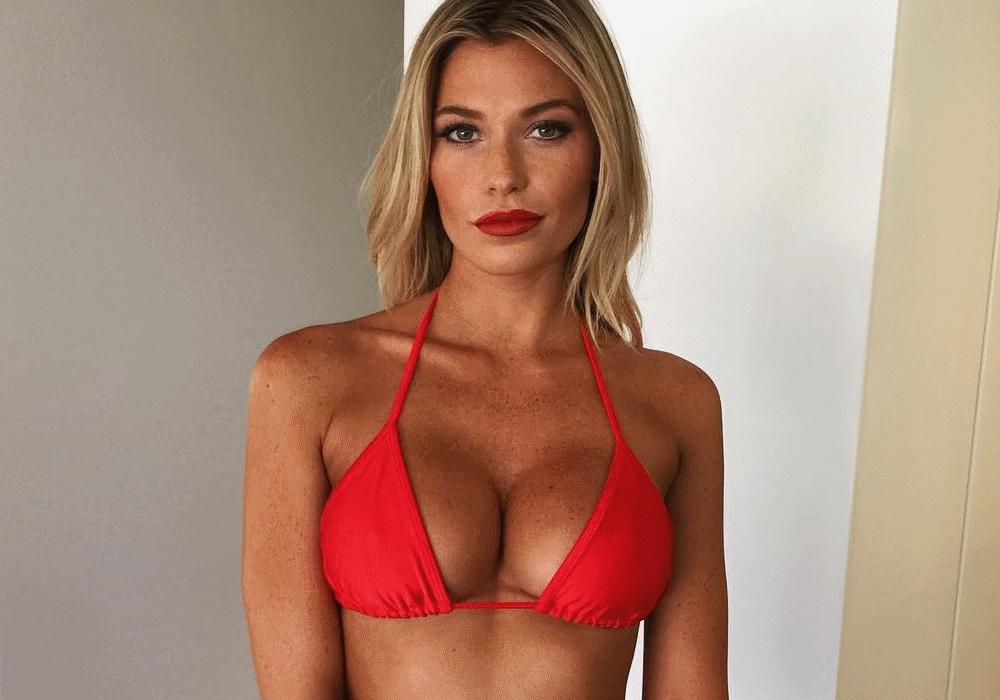 Samantha espera que o seu corpo não te ofenda