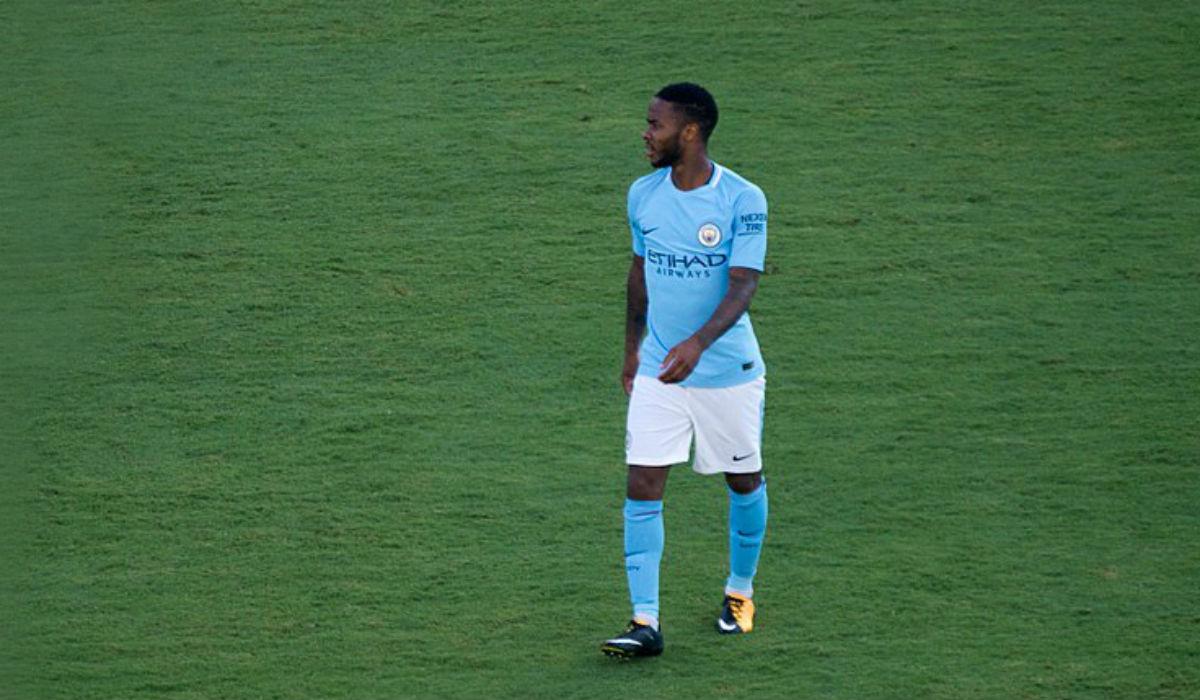 Sterling picou-se com a contratação de Bernardo Silva