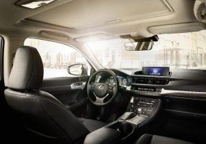 Lexus CT 200h – o princípio do luxo