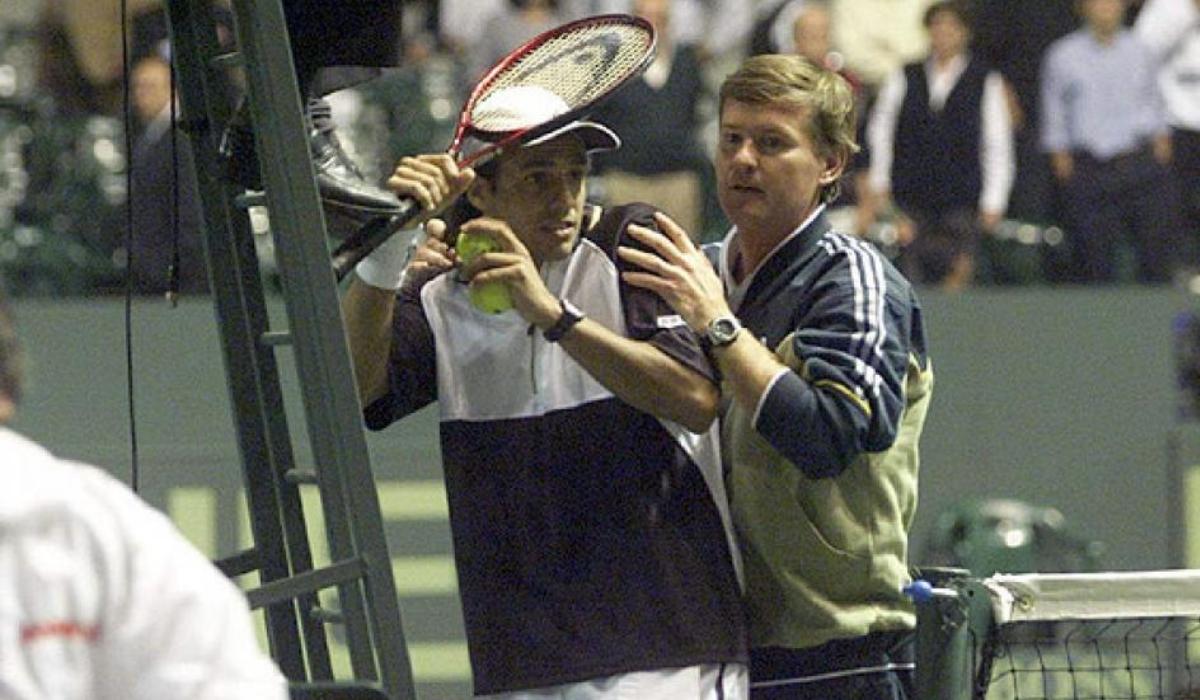 Há 18 anos houve pancada. Chilenos e argentinos voltam a encontrar-se na Taça Davis
