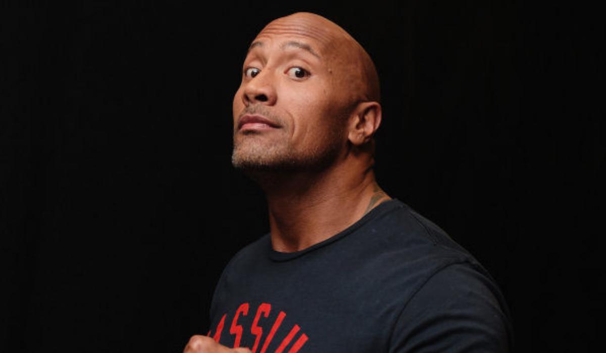 "Afinal, Dwayne ""The Rock"" Johnson é humano"