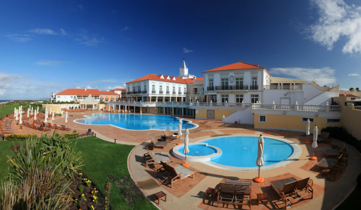 Este é o melhor hotel & Spa de luxo em Portugal