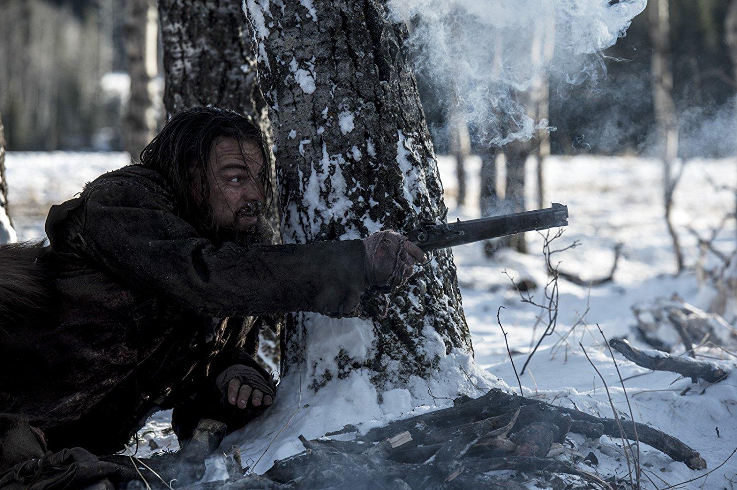 Namorada de DiCaprio não gosta do filme que valeu Óscar ao ator