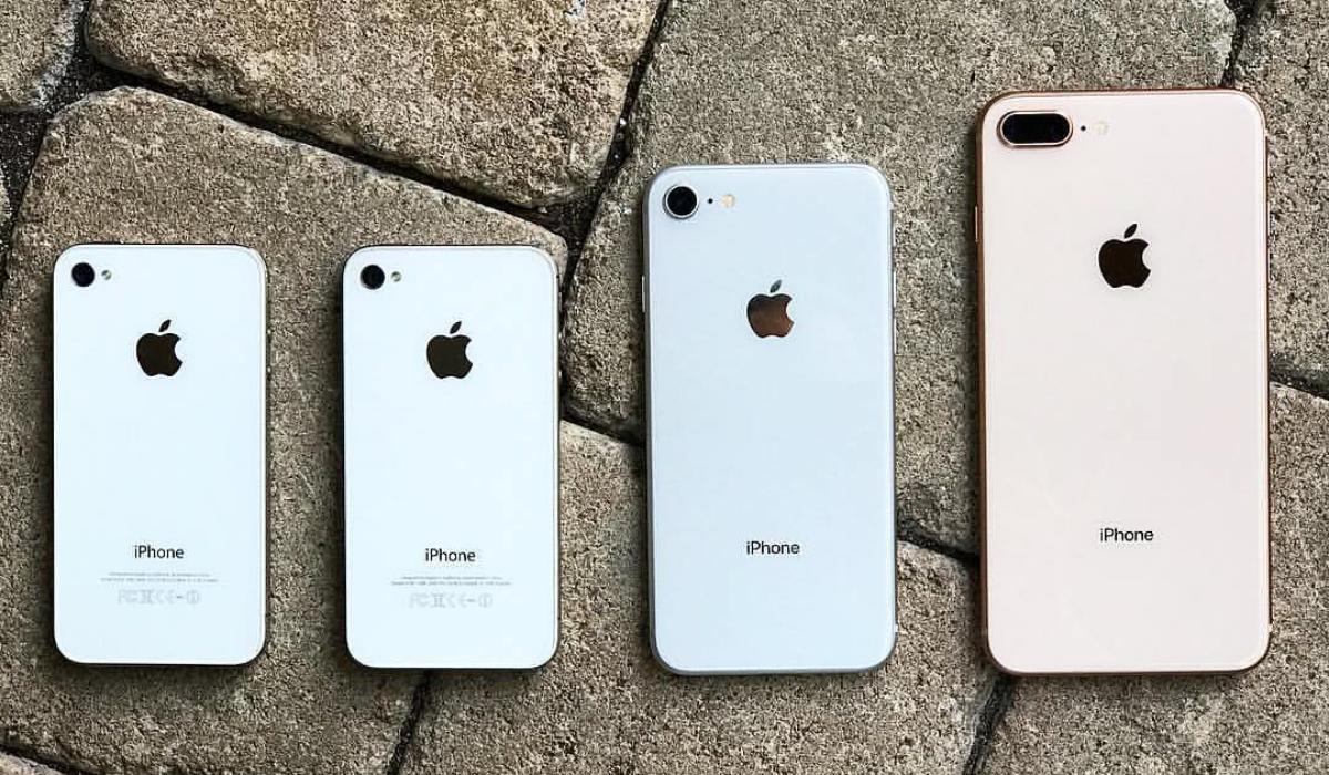Próximos iPhones vão dispensar os touchscreen