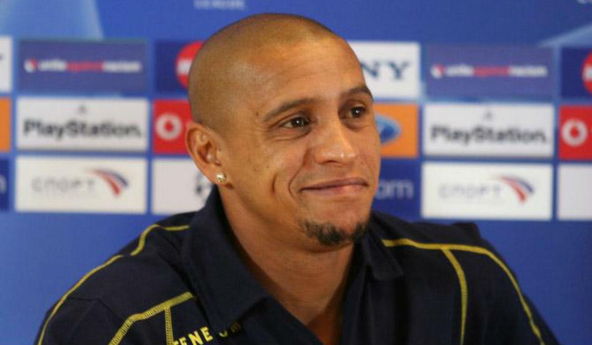 Roberto Carlos tem tantos filhos que dava para fazer uma equipa de futebol