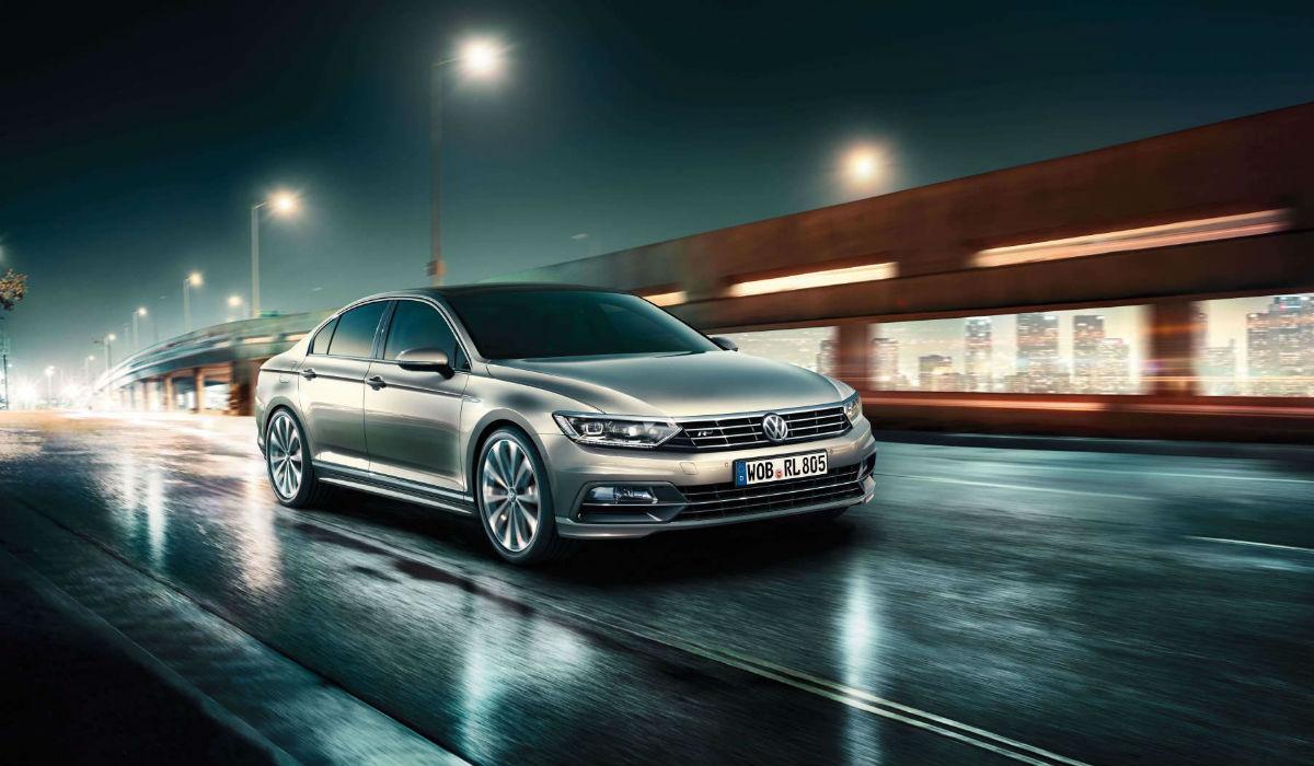 Volkswagen quer acabar com o pesadelo do estacionamento