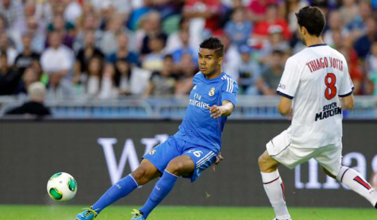 """Casemiro. De """"patinho feio"""" a imprescindível no Real Madrid"""