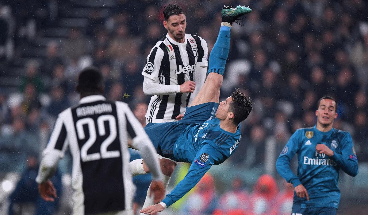 4 golos portugueses nomeados para os melhores do ano da UEFA
