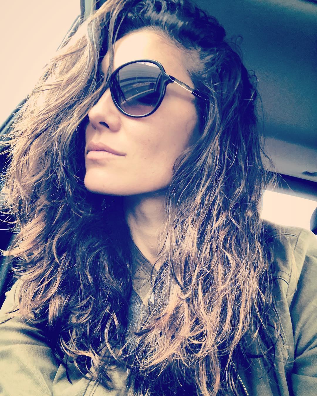 Daniela Ruah reforça Polícia enquanto não realiza sonho de atriz