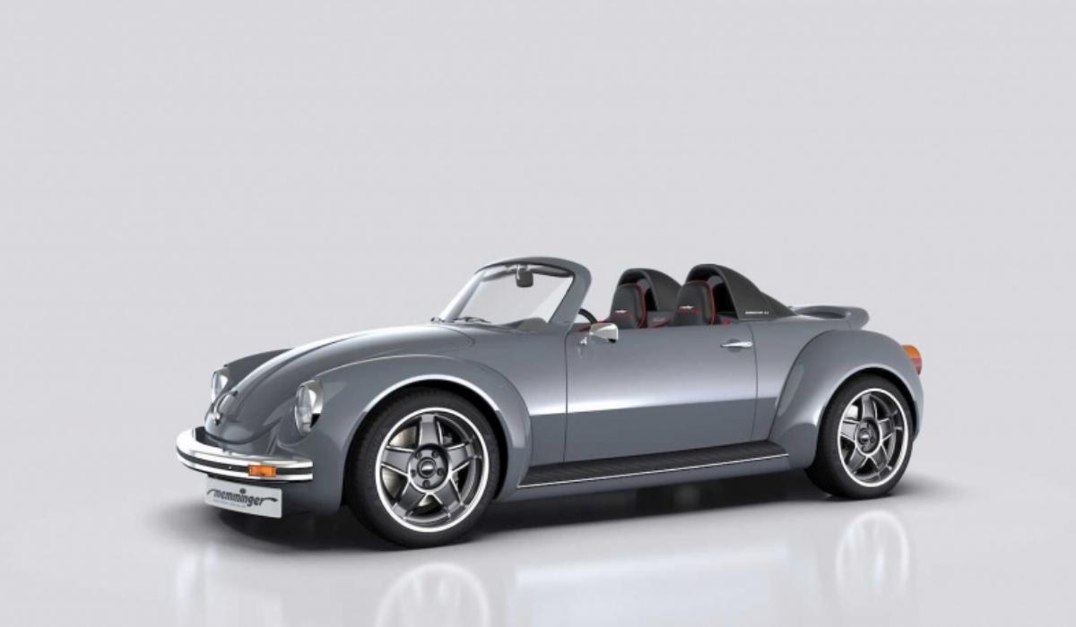Volkswagen Carocha está de volta, mas completamente diferente