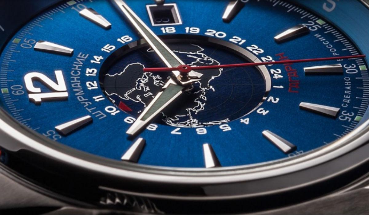 Sturmanskie lança relógio comemorativo do voo histórico de Gagarin