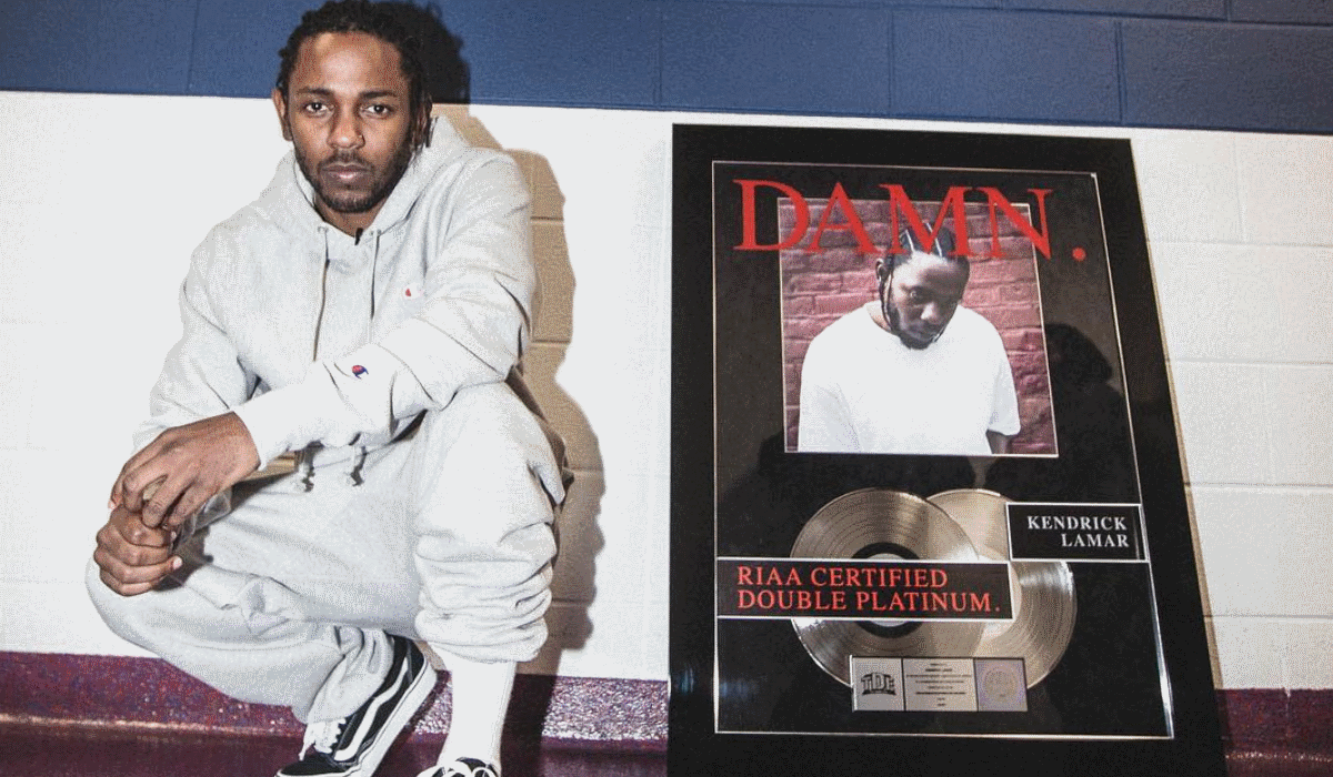 "Kendrick Lamar vence Pulitzer com álbum ""Damn"""