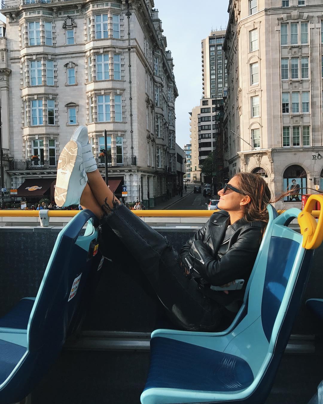 Livin' la vida loca com Matilde Mourinho