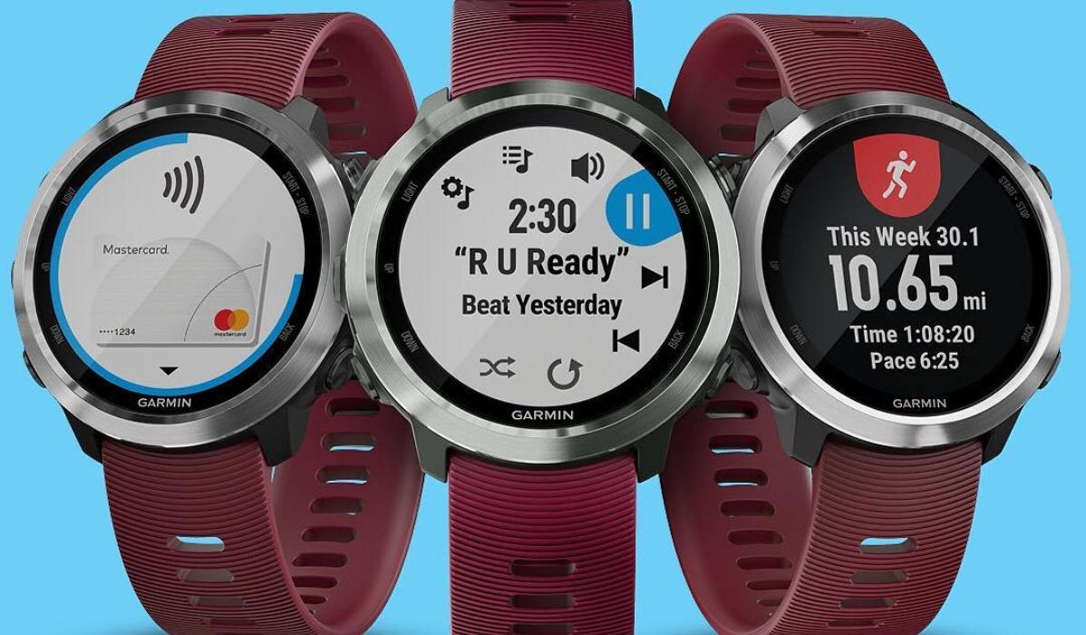 O smartwatch ideal para ouvir música enquanto corre