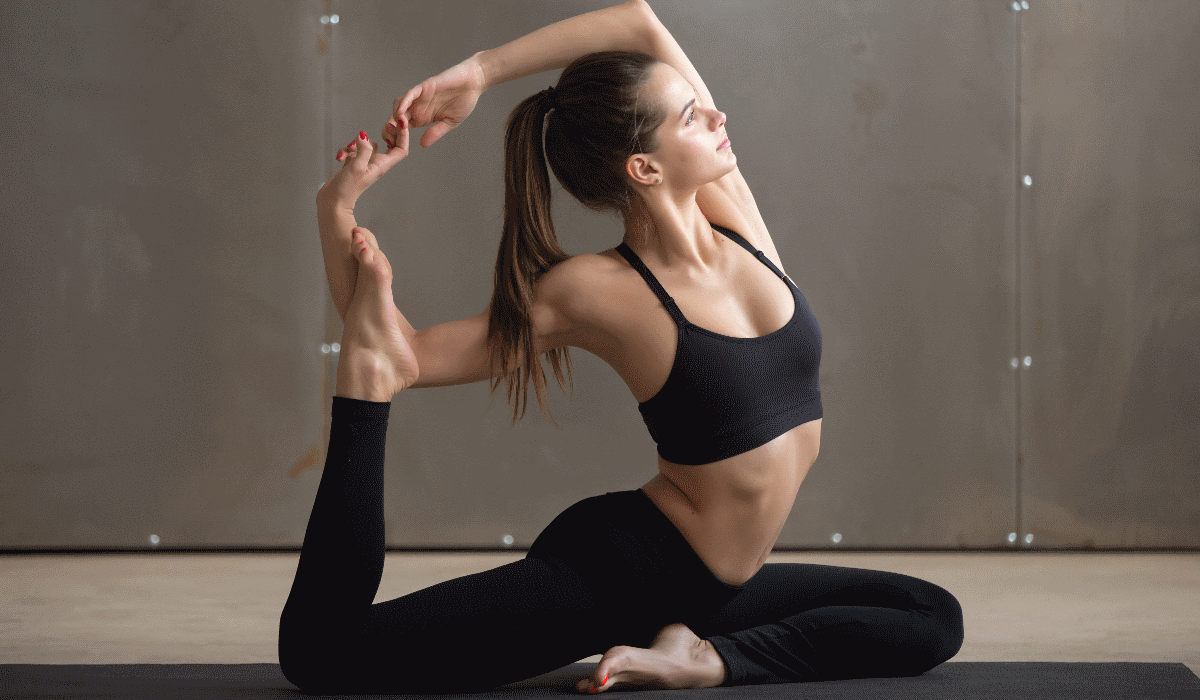 Yoga é a solução para uma melhor vida sexual