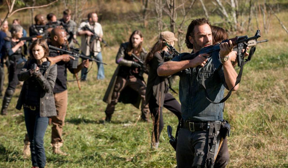 """""""The Walking Dead"""" vai ter baixa de peso"""