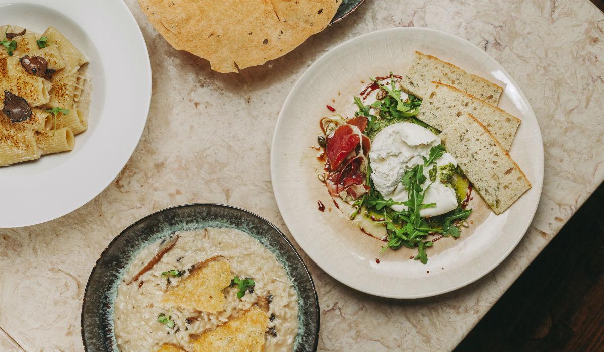 O melhor da cozinha italiana chega ao Palácio do Chiado